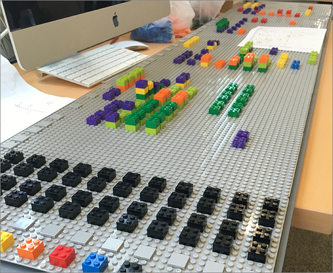 Lego Project Management