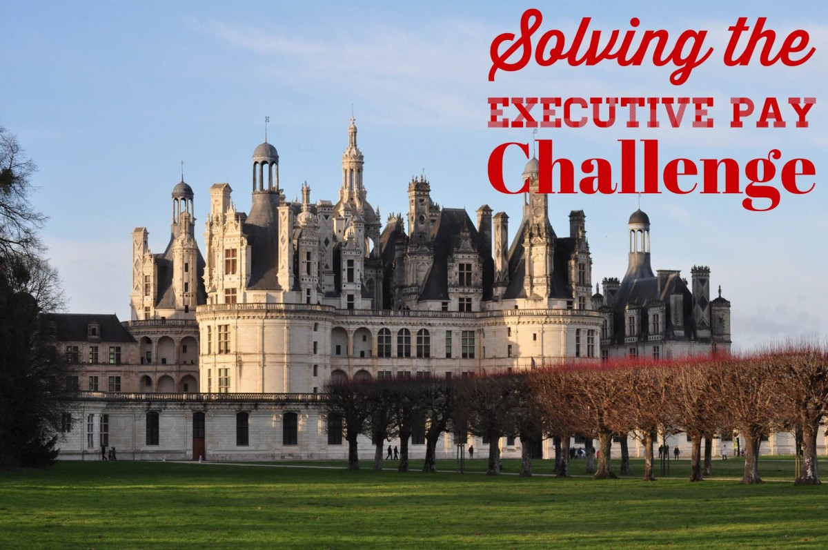 Solving the Executive Pay Challenge