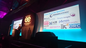 A2B sponsor the 'Best Public Sector Engagement Campaign' Award