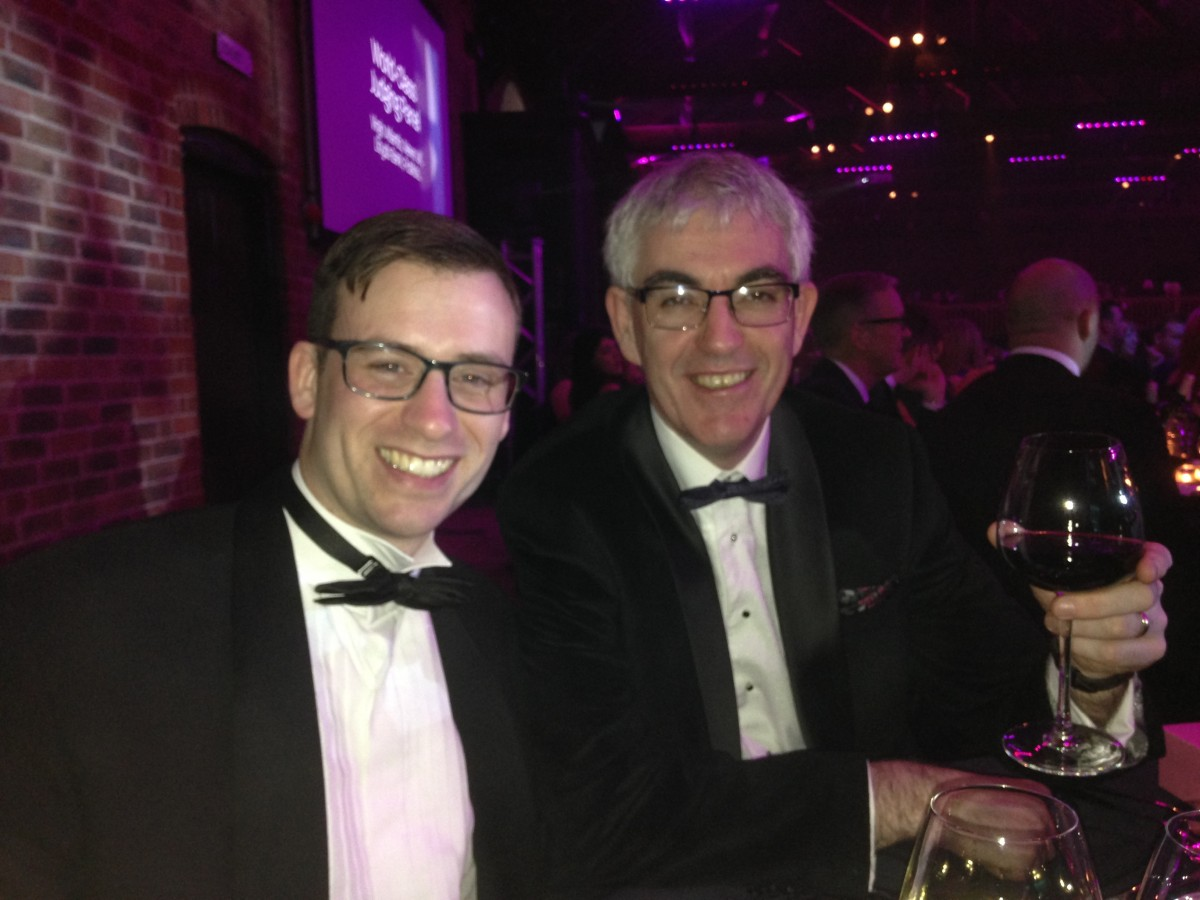 A2B's Drew Barritt and Peter Foy, Head of Transport - Consulting at Lendlease