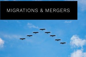 Migrations and Mergers