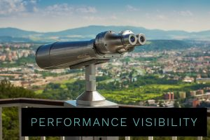 Performance Visibility